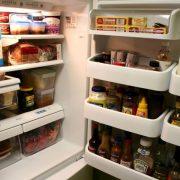 15. Nu pune mancare fierbinte in frigider