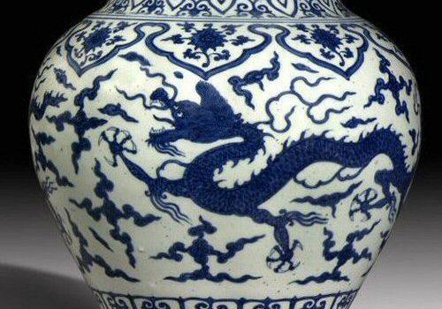 168. Nu arunca portelanul chinezesc spart