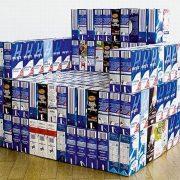 177. Recicleaza cutiile de lapte si alte cartoane.