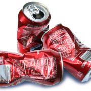 179. Nu arunca in locuri nepotrivite cutiile de bautura din aluminiu, recicleaza-le!