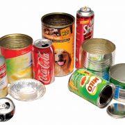 180. Recicleaza cutiile de produse alimentare din otel
