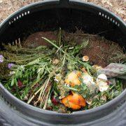 186. La curte asigura-ti propriul compost natural