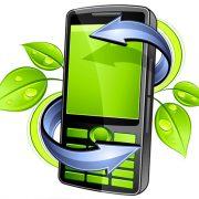 187. Reciclarea telefoanelor mobile este un alt mod minunat de a trai mai verde