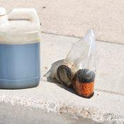 188. Recicleaza uleiului de masina