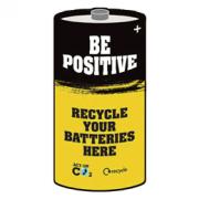 201. Recicleaza bateriile vechi