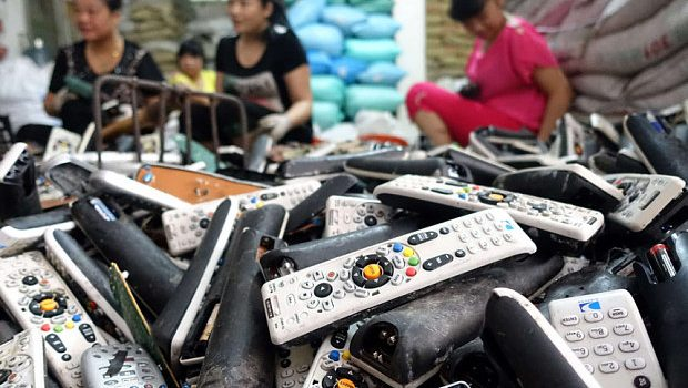 202. Recicleaza electronice vechi