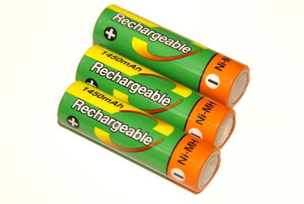 203. Foloseste baterii reincarcabile