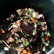 211. Compostul este o modalitate foarte buna de a reduce cantitatea de deseuri