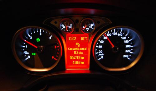 244. Conduceti cu viteza mai mica pentru a economisi mai mult combustibil