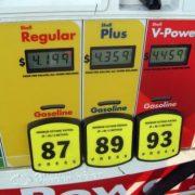 "247. Foloseste benzina ""regular"""