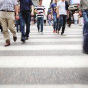 249. Mersul pe jos este, de asemenea, o modalitate foarte buna de a explora un oras nou