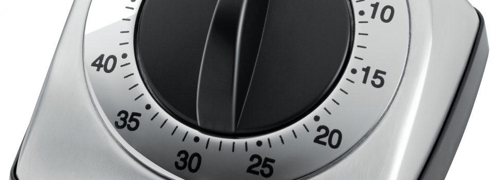 25. Ceas mecanic pentru gatit