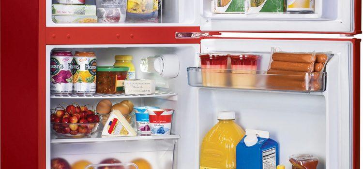 80. Obisnuiteste-te sa scoti rapid alimentele de care ai nevoie din frigider