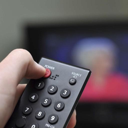 10. Inchide televizorul